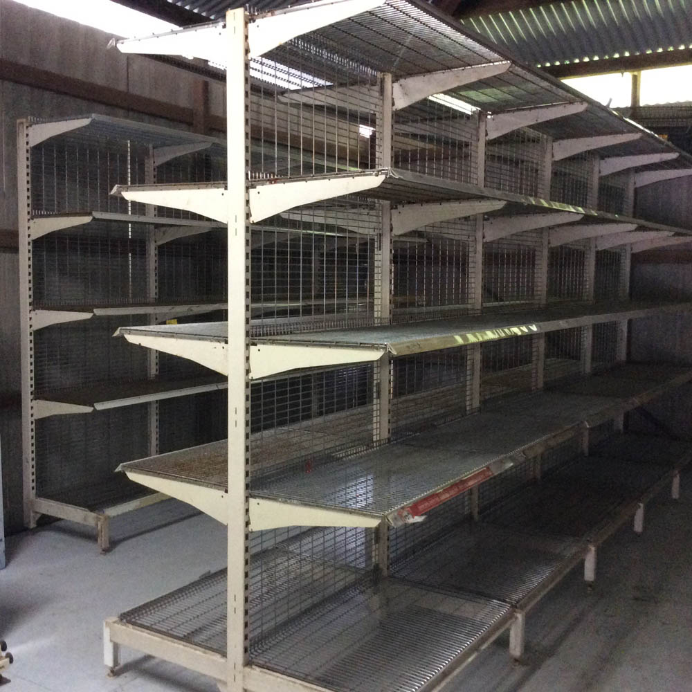 Cantilever Shelving A J Magnay